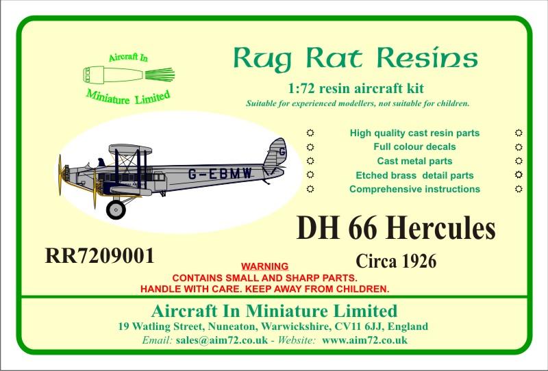 Dh 66 Hercules