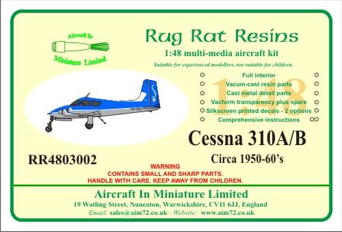 Cessna 310A/B