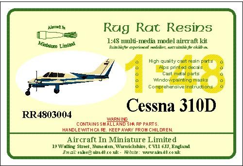 Cessna 310D